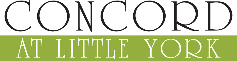 Concord at Little York Logo